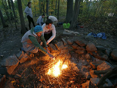 Intro to Wilderness Survival for Teens and Adults